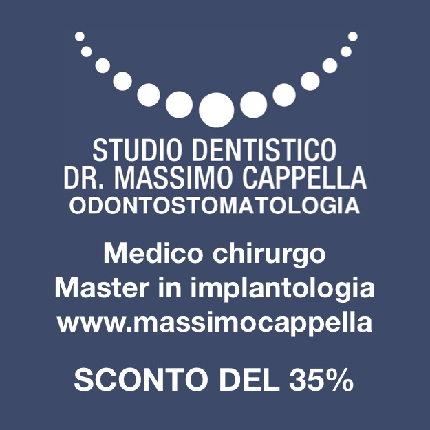 Banner Dr Massimo Cappella
